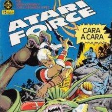Cómics: ATARI FORCE-ZINCO- Nº 2 -CARA A CARA-GRAN JOSÉ LUIS GARCÍA LÓPEZ-1984-BUENO-DIFÍCIL-LEA-4351. Lote 243820935