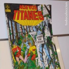 Cómics: NUEVOS TITANES Nº 13 DC - ZINCO. Lote 243861475