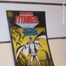 Cómics: NUEVOS TITANES Nº 40 DC - ZINCO. Lote 243864995