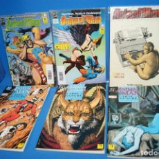 Cómics: LOTE DE 6 COMICS ANIMAL MMAN- DC COMICS -2 TOMOS , 4 GRAPAS-BUEN ESTADO. Lote 243932730