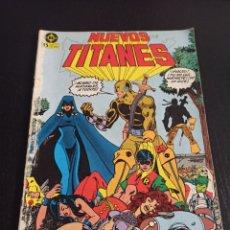 Cómics: NUEVOS TITANES, NÚMERO 2. Lote 243991315