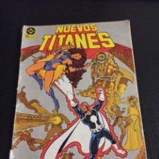 Cómics: NUEVOS TITANES, NÚMERO 3. Lote 243992515