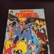 Cómics: NUEVOS TITANES, NÚMERO 4. Lote 243993250