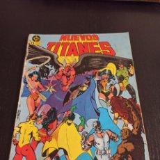 Cómics: NUEVOS TITANES, NÚMERO 4. Lote 243994250