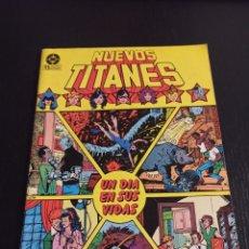 Cómics: NUEVOS TITANES, NÚMERO 8. Lote 243996655