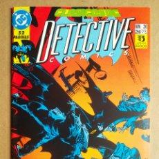 Cómics: CLÁSICOS DC N°20: DETECTIVE COMICS (ZINCO, 1990). 52 PÁGINAS.. Lote 244022365