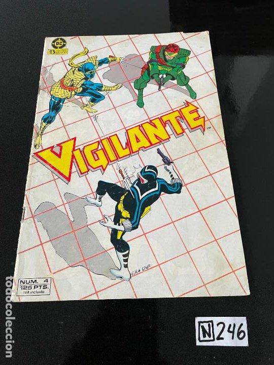 VIGILANTE (Tebeos y Comics - Zinco - Otros)