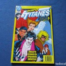 Cómics: DC COMICS - EQUIPO TITANES, ORÍGENES SECRETOS / OBRA COMPLETA / EDICIONES ZINCO. Lote 244500870