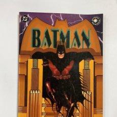 Cómics: BATMAN. OSCURAS LEALTADES. HOWARD CHAYKIN. DC. EDICIONES ZINCO.. Lote 244514170