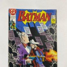 Comics: BATMAN. Nº 70 - EL REGRESO DE SCARFACE. DC. EDICIONES ZINCO.. Lote 244514395