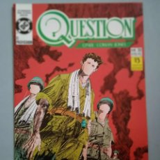 Cómics: QUESTION 32 -ZINCO. Lote 261674895