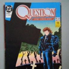 Cómics: QUESTION 30 -ZINCO. Lote 261674860