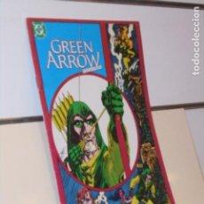 Cómics: GREEN ARROW FLECHA VERDE Nº 4 DC - ZINCO. Lote 244587260