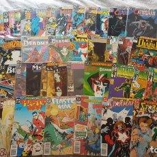Cómics: UNIVERSO DC (OBRA COMPLETA 37 NÚMEROS) - ZINCO. Lote 244654010