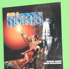 Comics: RICHARD CORBEN. DEN 5. ELEMENTOS. ZINCO. Lote 244703485