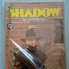 Cómics: SHADOW LA SOMBRA 1. Lote 244718850