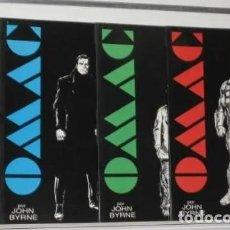Cómics: OMAC COLECCION COMPLETA 4 NUMEROS JOHN BYRNE - EDICIONES ZINCO. Lote 244802665