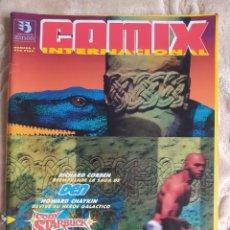 Fumetti: COMIX INTERNACIONAL - NÚMERO 3 - EDICIONES ZINCO - RICHARD CORBEN - HOWARD CHAYKIN. Lote 245059550