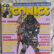 Fumetti: COMIX SCENE - NÚMERO 15 - ESTAS SON LAS NOCHES DE LA MÁS FAMOSA GATA - EDICIONES ZINCO. Lote 245064295