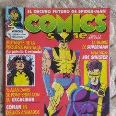 Fumetti: COMIX SCENE - NÚMERO 11 - EL OSCURO FUTURO DE SPIDER-MAN - EDICIONES ZINCO. Lote 245064640