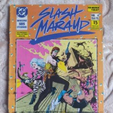 Comics: SLASH MARAUD - NÚMERO 4 - EDICIONES ZINCO - MINISERIE 6 EPISODIOS. Lote 245075920