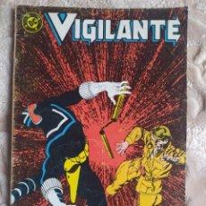 Comics: VIGILANTE - NÚMERO 29 - EDICIONES ZINCO - DC. Lote 245083870