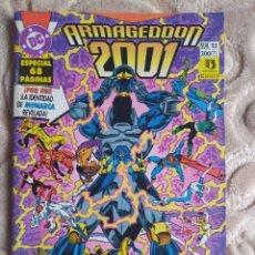 Comics: ARMAGEDDON 2001 - NÚMERO 13 - ESPECIAL 68 PÁGINAS - EDICIONES ZINCO - DC. Lote 245084685