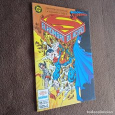 Cómics: SUPERMAN 3 ZINCO. Lote 245085690