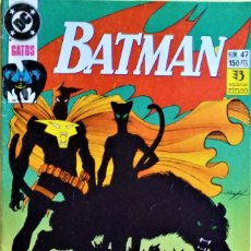 Cómics: BATMAN VOL.2 Nº47 DE ALAN GRANT, NORM BREYFOGLE. Lote 245109625