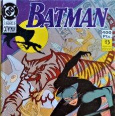 Cómics: BATMAN VOL.2 Nº58-62 DE ALAN GRANT, NORMAN GREYGOGLE, PETER MILLIGAN, JIM APARO. Lote 245111465