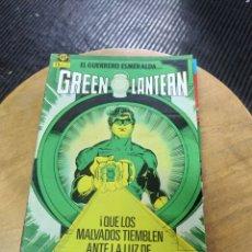 Cómics: GREEN LANTERN LOTE 15N° (PROCEDEN DE RETAPADO) ZINCO. Lote 245196710