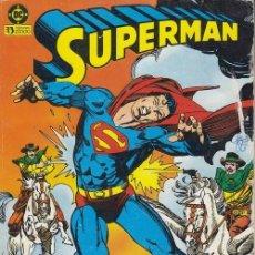 Cómics: SUPERMAN - EDICIONES 5 - RETAPADO Nº 2 - CONTIENE LOS Nº 6 - 7 8- 9 Y 10 DE LA COLECCION. Lote 245258460