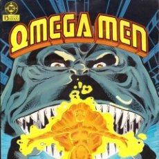 Cómics: COMIC OMEGA MEN, Nº 7 - ZINCO. Lote 245309570