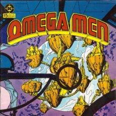 Cómics: COMIC OMEGA MEN, Nº 5 - ZINCO. Lote 245309600