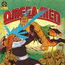 Cómics: COMIC OMEGA MEN, Nº 4 - ZINCO. Lote 245309630