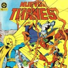 Cómics: COMIC NUEVOS TITANES, Nº 14 - ZINCO. Lote 245309685
