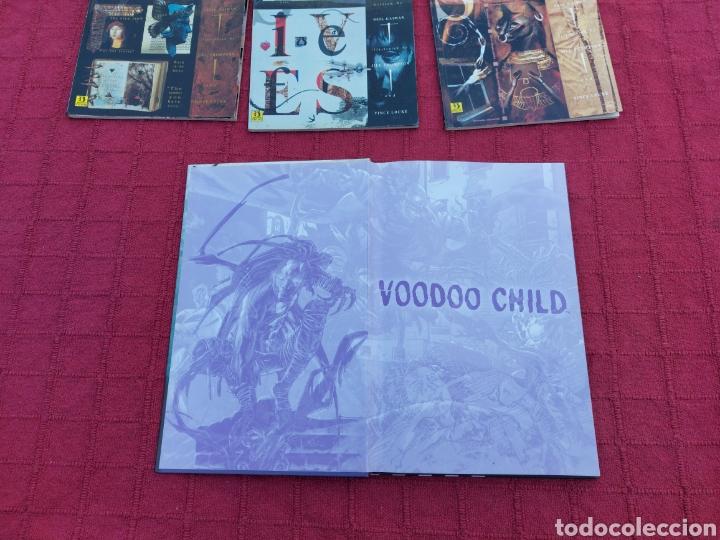 Cómics: SANDMAN VIDAS BREVES - VOODOO CHILD DESPUES DEL HURACÁN/MISTERIOS/TERROR/MIEDO/HORROR/PANICO,COMIC - Foto 11 - 245457750