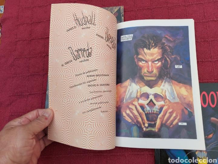 Cómics: DEAN KOONTZ ATRAPADOS - THE PSYCHO LIBRO 2 Y 3 COMIC ZINCO Y JUNIOR S.A. GRIJALBO/TERROR/CRIMEN/ - Foto 11 - 245595850