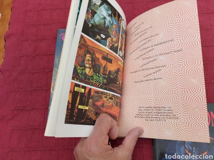 Cómics: DEAN KOONTZ ATRAPADOS - THE PSYCHO LIBRO 2 Y 3 COMIC ZINCO Y JUNIOR S.A. GRIJALBO/TERROR/CRIMEN/ - Foto 12 - 245595850