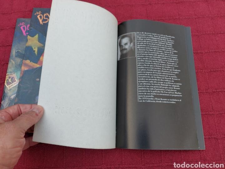 Cómics: DEAN KOONTZ ATRAPADOS - THE PSYCHO LIBRO 2 Y 3 COMIC ZINCO Y JUNIOR S.A. GRIJALBO/TERROR/CRIMEN/ - Foto 13 - 245595850