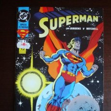Cómics: SUPERMAN VOL.3 / 4 Nº 9 (POR JURGENS Y MITCHELL) 1993-1994 (ZINCO) DC. Lote 245756535
