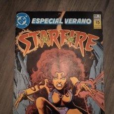 Cómics: ESPECIAL VERANO STARFIRE DE ZINCO. NUMERO UNICO. Lote 245953850