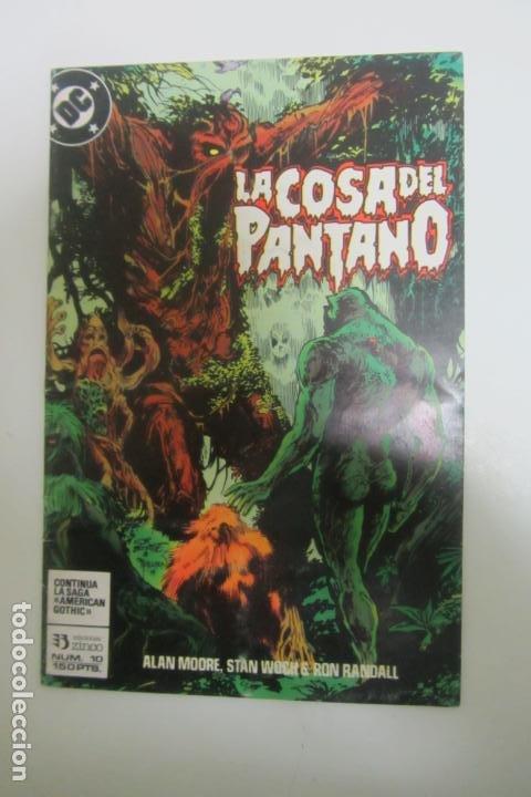 LA COSA DEL PANTANO VOL. 3 - Nº 10 ZINCO MUCHOS EN VENTA MIRA TUS FALTAS E8X3 (Tebeos y Comics - Zinco - Cosa del Pantano)