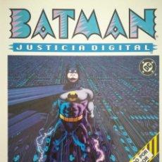 Cómics: BATMAN JUSTICIA DIGITAL TAPA DURA. Lote 246067525