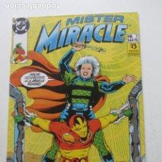 Cómics: MISTER MIRACLE. Nº 7 . ZINCO. MUCHOS EN VENTA, MIRA TUS FALTAS E8X4. Lote 246070465