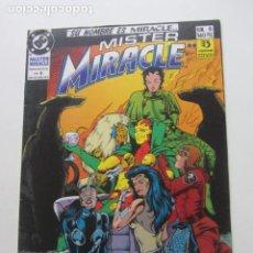Cómics: MISTER MIRACLE. Nº 6 ZINCO. MUCHOS EN VENTA, MIRA TUS FALTAS E8X4. Lote 246070540