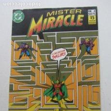 Cómics: MISTER MIRACLE. Nº 4 ZINCO. MUCHOS EN VENTA, MIRA TUS FALTAS E8X4. Lote 246070610