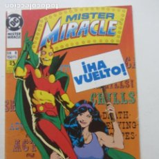 Cómics: MISTER MIRACLE. Nº 8 ZINCO. MUCHOS EN VENTA, MIRA TUS FALTAS E8X4. Lote 246070690