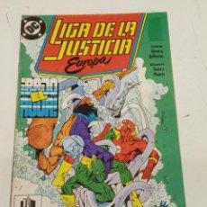 Cómics: LIGA DE LA JUSTICIA EUROPA Nº 2 / EDICIONES ZINCO. Lote 246095820