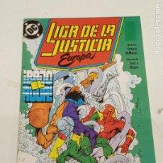 Cómics: LIGA DE LA JUSTICIA EUROPA Nº 2 / EDICIONES ZINCO. Lote 246095975
